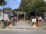 初詣 今年は三股町宮村に鎮座する御年神社へ