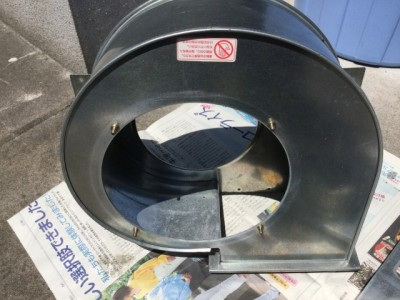 レンジフードクリーニング 分解洗浄 都城市