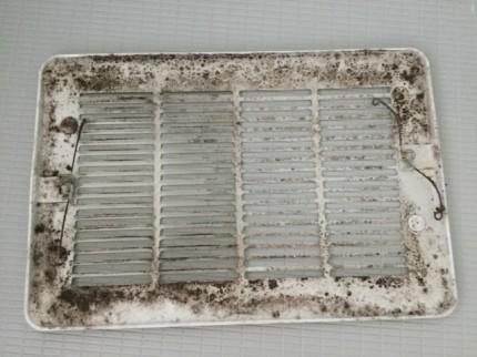 浴室乾燥機 分解 カバー
