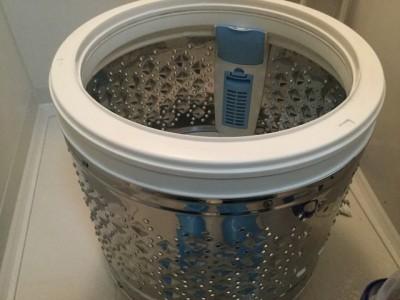 洗濯機 洗濯槽 都城市 東芝 おそうじ本舗