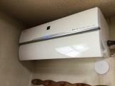 エアコンクリーニング シャープ AY-B63SX-W 完全分解洗浄 おそうじ本舗 都城市
