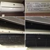 エアコン掃除 料金 シャープ AY-D28SD-W 都城市 おそうじ本舗