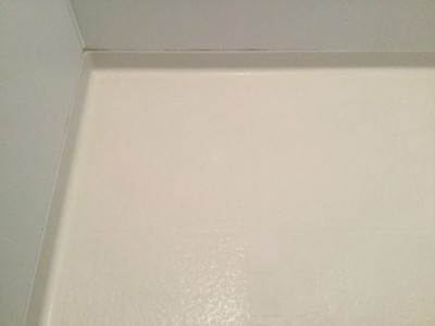 床のカビ汚れ-アフター