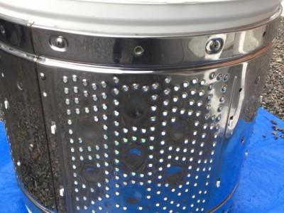 BW-V80B 洗濯層分解洗浄