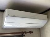 エアコンクリーニング お掃除機能付き パナソニック CS-287CSX-W 都城 おそうじ本舗