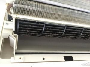 CS-361CF2-W エアコンクリーニング 都城市 Panasonic ドレンパン