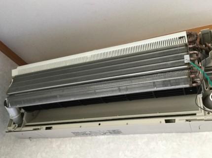 CS-EX エアコン掃除 ドレンパン おそうじ本舗 洗浄後