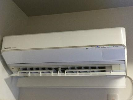 エアコンクリーニング パナソニック CS-SX566C2-W ハウスクリーニング専門店のおそうじ本舗 都城市