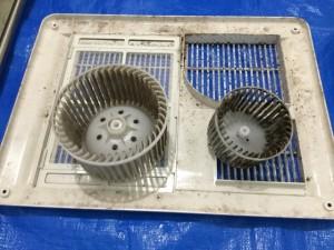 EYK 浴室乾燥機のシロッコファン カビ