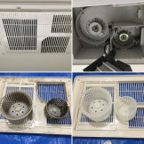 ハウスクリーニング 浴室乾燥機 タカラスタンダード EYK-303J 都城市