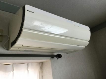 F40RTRXP-W ダイキンさんのエアコンを分解洗浄