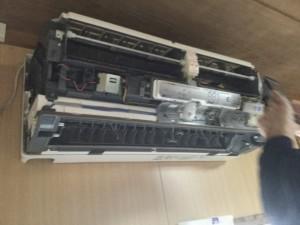 三菱電機 お掃除機能付き MSZ-ZW282