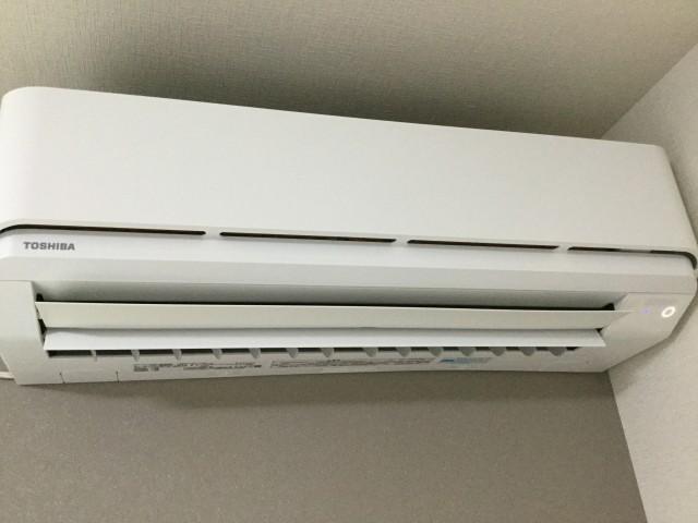 東芝 RAS-285SRS エアコン掃除
