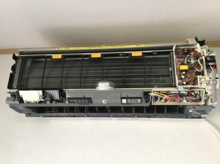 RAS-S40D2 おそ時機能付きエアコン 分解方法