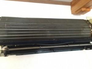 RAS402PRS 洗浄前 エアコクリーニング