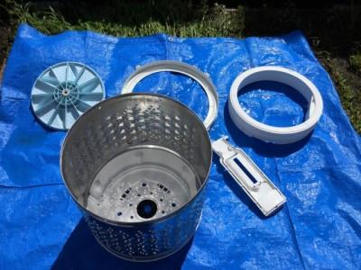 東芝 洗濯機のパーツ 洗浄 洗濯機縦型