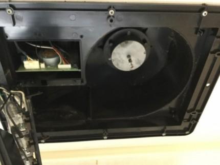 浴室乾燥機クリーニング マックス株式会社 UFD-14A 分解