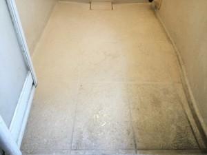 浴室クリーニング 特殊水アカ除去 都城市 床