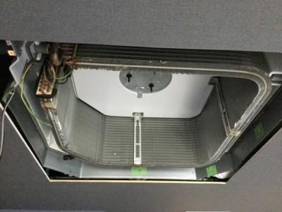 fhcp112ec エアコンクリーニング 洗浄後